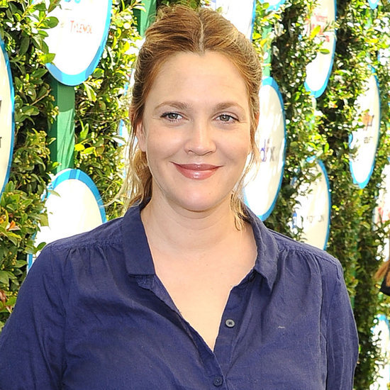 First Picture of Drew Barrymore's Second Daughter Frankie