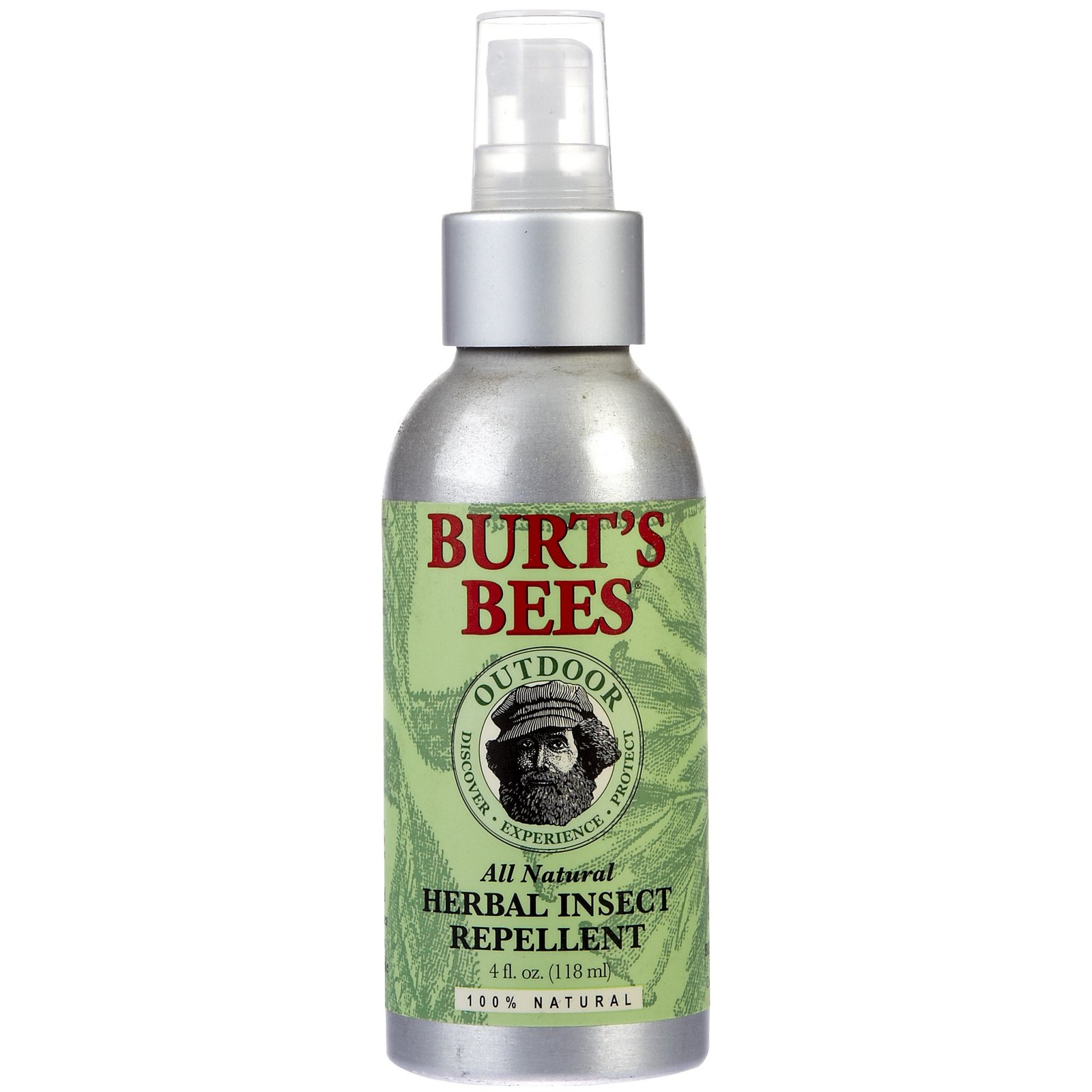 Burt's Bees All Natural Herbal Insect Repellent