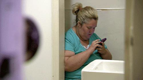 You Take Your Phone Into the Bathroom — Even in Public Places