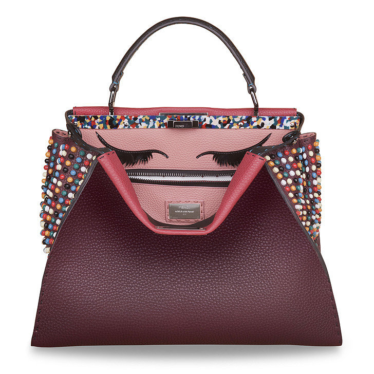 Adele's Fendi Peekaboo Bag