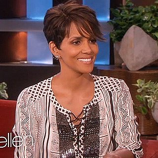 Halle Berry Talks Breastfeeding on Ellen DeGeneres Show