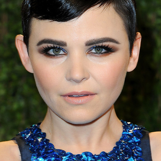 Ginnifer Goodwin Celebrity Hair Beauty Makeup Skin Eyebrows