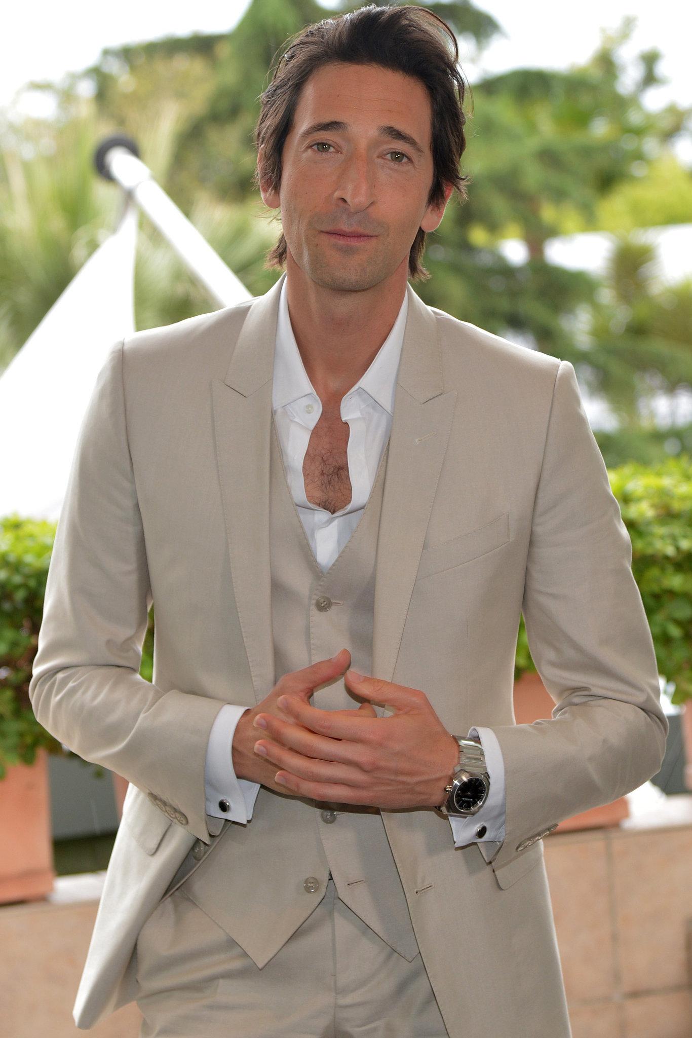 Adrien Brody will star in Emperor, as 16th century Emperor Charles V.