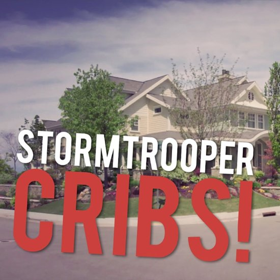 Stormtrooper Home Tour Video