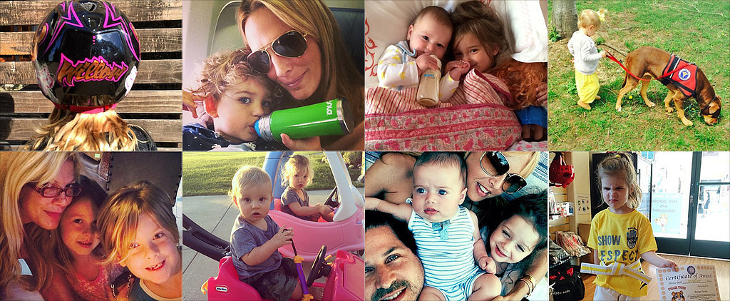 Ivanka, Gisele, Molly, and More Celeb Moms Shared Some Sweet Snaps of Their Tots This Week!