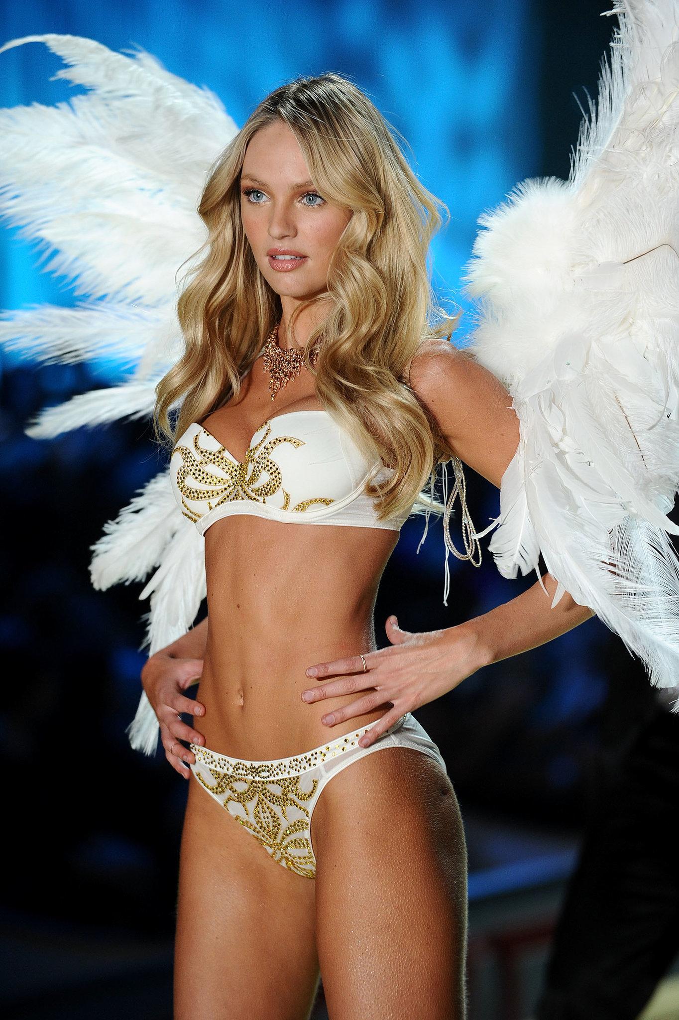 She Makes Dressing Like an Angel Look Hot