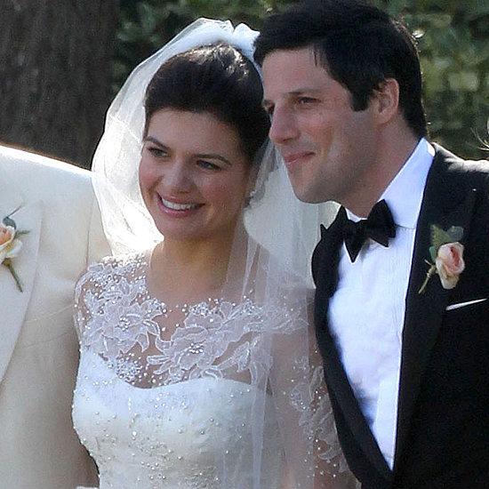 Casey Wilson Marries David Caspe | Pictures
