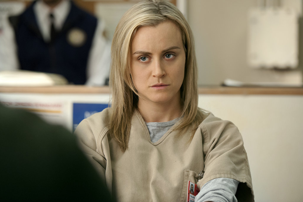 Piper doesn't look too stoked. Source: Netflix