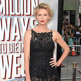 Charlize Theron at A Million Ways to Die in the West Event