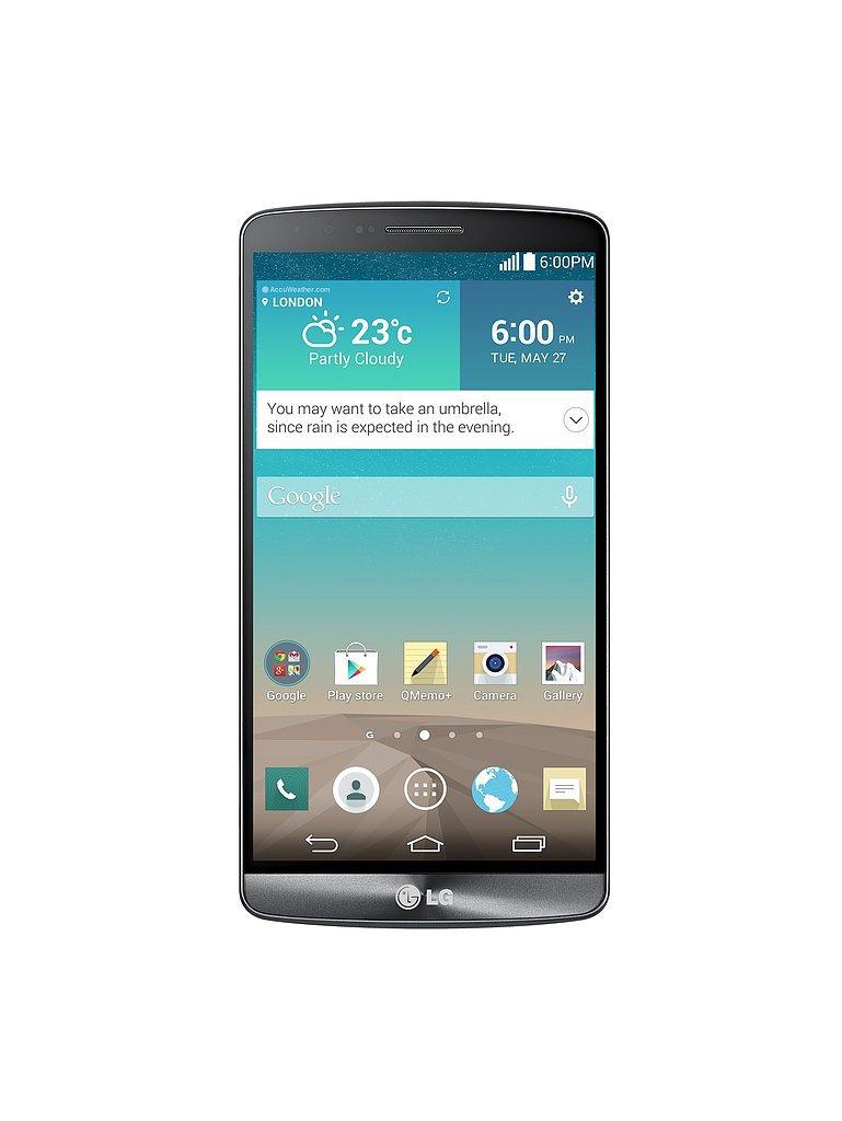 LG G3 Homescreen