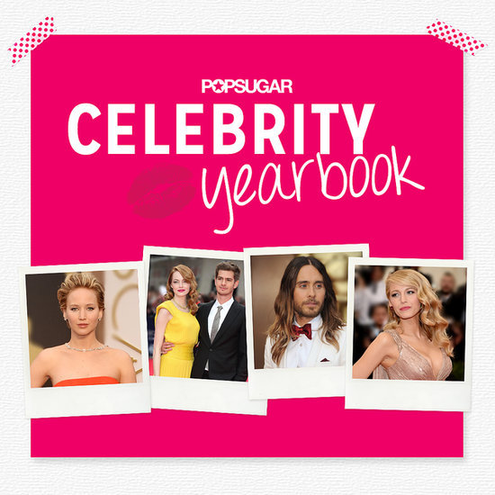 Fun Celebrity Yearbook Superlatives 2014
