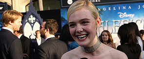 "Elle Fanning on the ""Strange, Crazy"" News That She May Be Related to Kate Middleton"