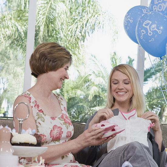 Baby Showers For Grandmothers