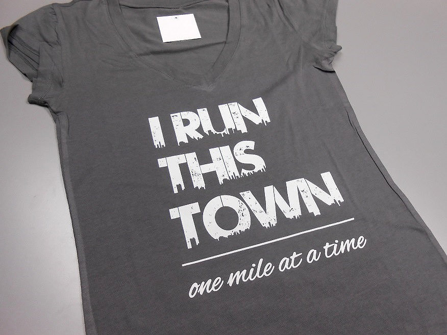 I Run This Town (One Mile at a Time)
