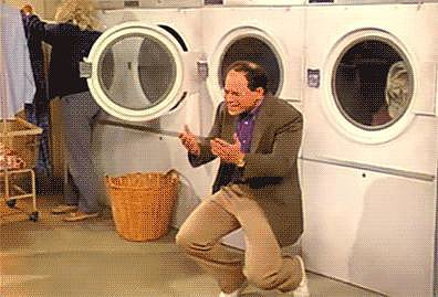 The Realization of Just How Much Laundry There Is to Do . . .