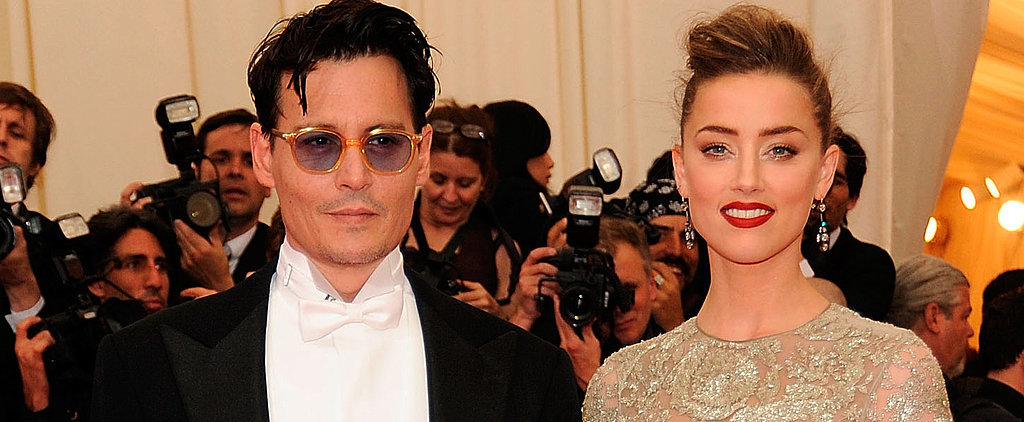 "Amber Heard on Her Bisexuality and ""Salacious"" Romance With Johnny Depp"