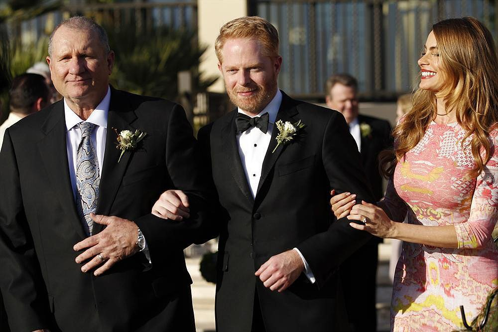 Best Wedding: Mitch and Cam on Modern Family