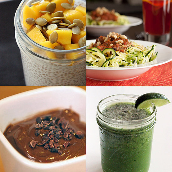Beat the Heat With a Raw Meal Plan You Can Whip Up in Minutes
