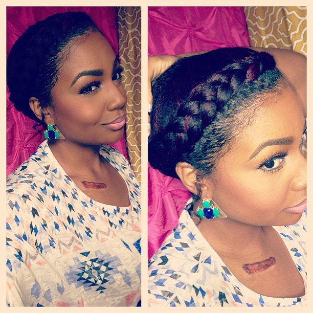 goddess braids with weave MEMEs