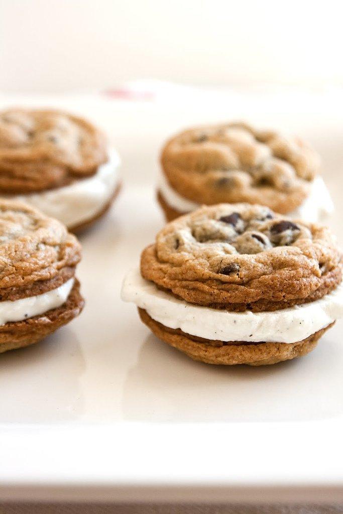 Gluten-Free Ice Cream Sandwiches