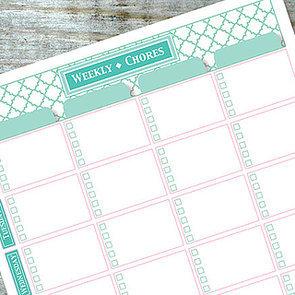 DIY Chore Charts
