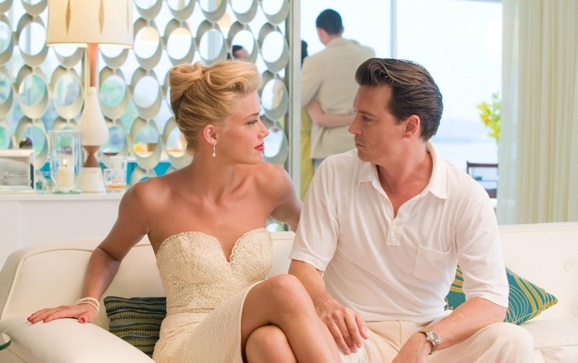 Johnny Depp and Amber Heard: 23 Years