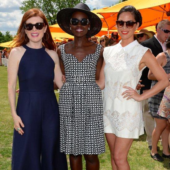 Veuve Clicquot Polo Classic 2014 Celebrity Pictures