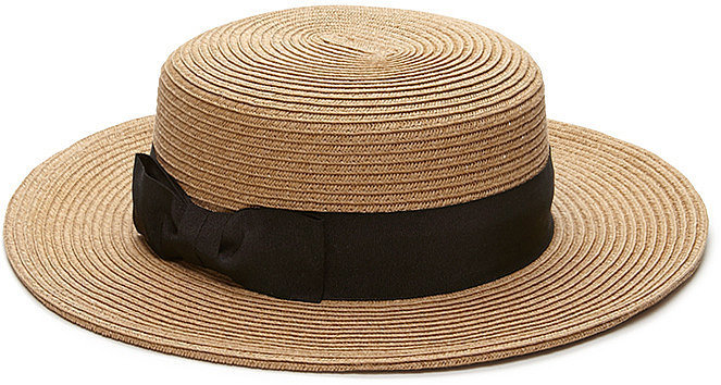 Forever 21 Straw Panama Hat