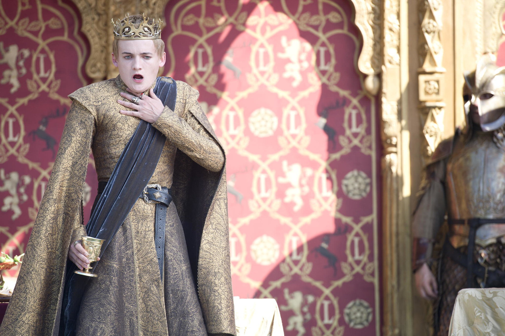 Joffrey Gets Killed