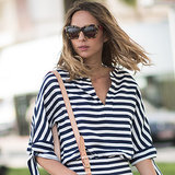 How to Wear Stripes Style Guide Summer 2012