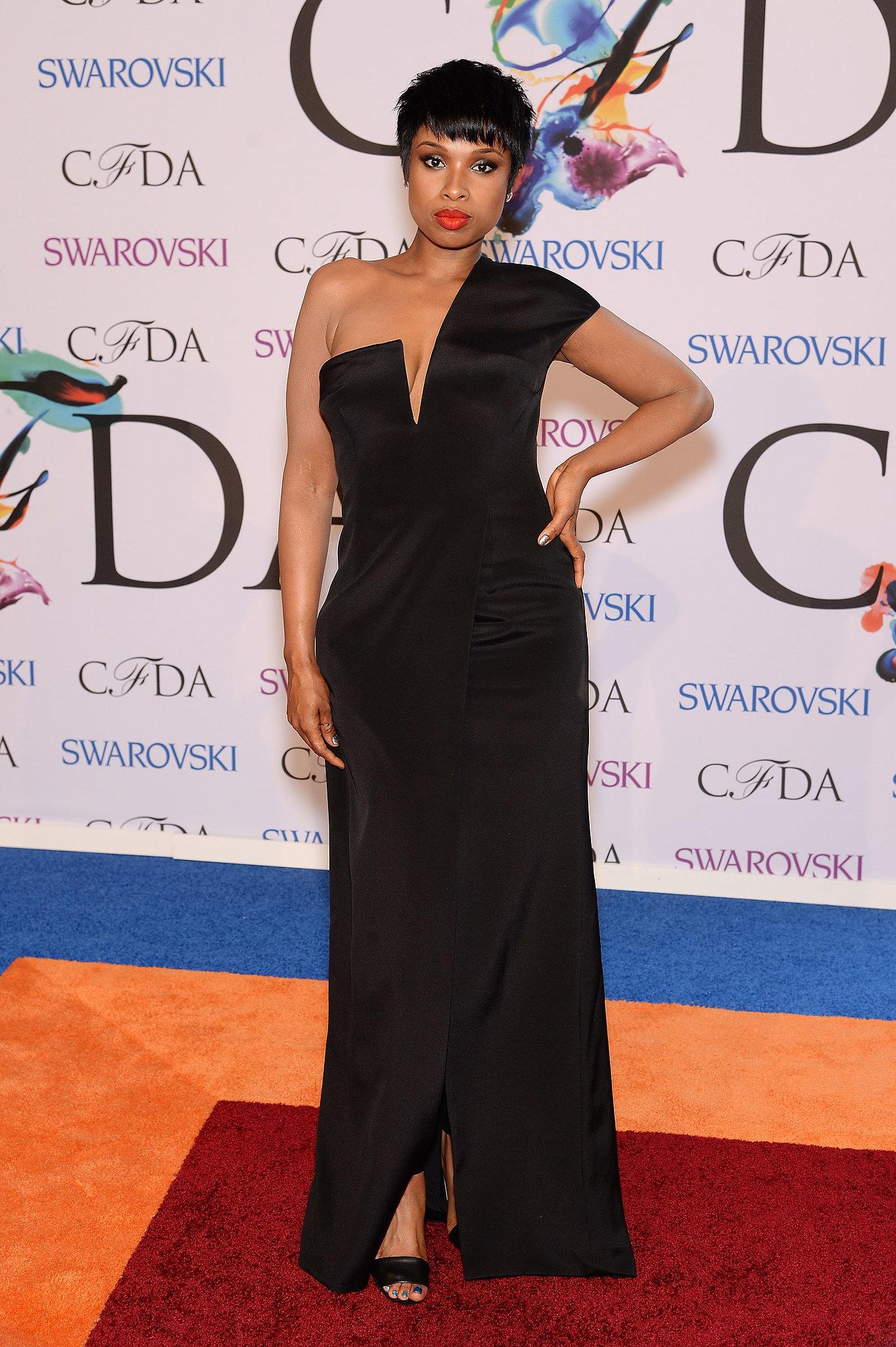 Jennifer Hudson at the 2014 CFDA Awards