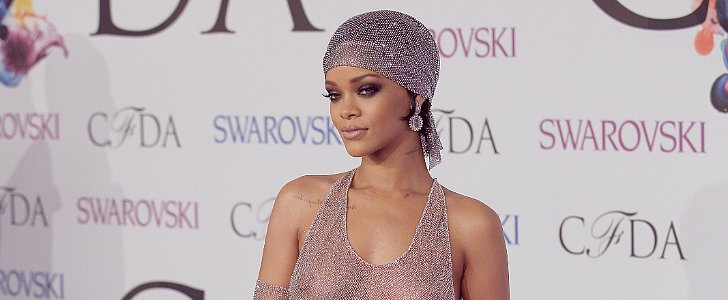 Rihanna Shone Bright (Like a Diamond!) at the CFDA Awards