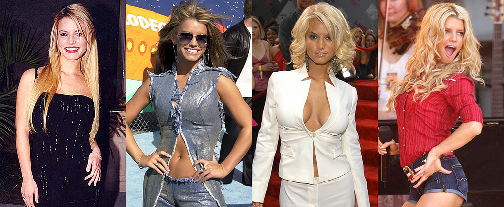 Jessica Simpson Has Had So Many Looks Through the Years