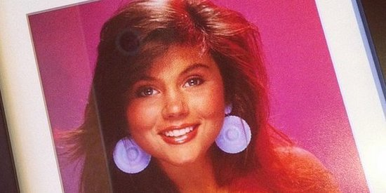 Tiffani Thiessen Gives Clippers Star Chris Paul A Signed Kelly Kapowski Photo As Birthday Gift