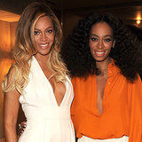 Beyonce and Solange at First Event After Elevator Fight