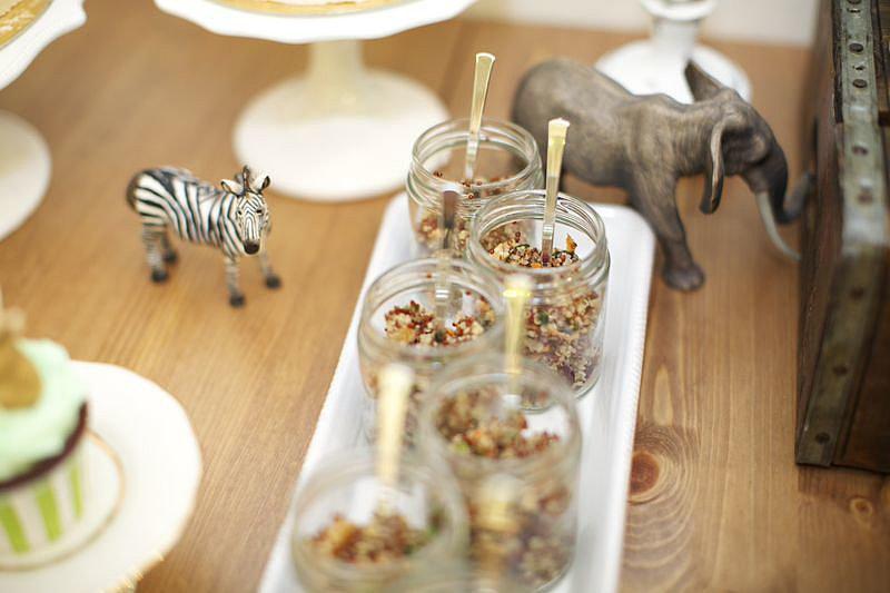 Zebras, Elephants, and Quinoa