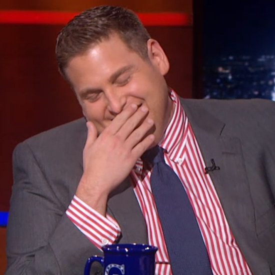 Jonah Hill on The Colbert Report June 2014 | Video