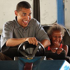 Obama Dad Quotes