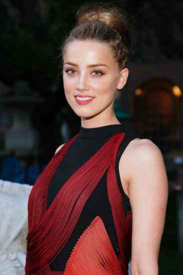 Amber Heard Combines Our Two Favorite Summer Styles