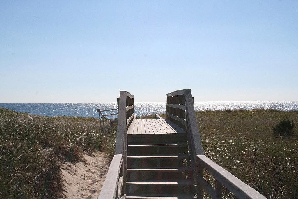 Go: Head to the beach!