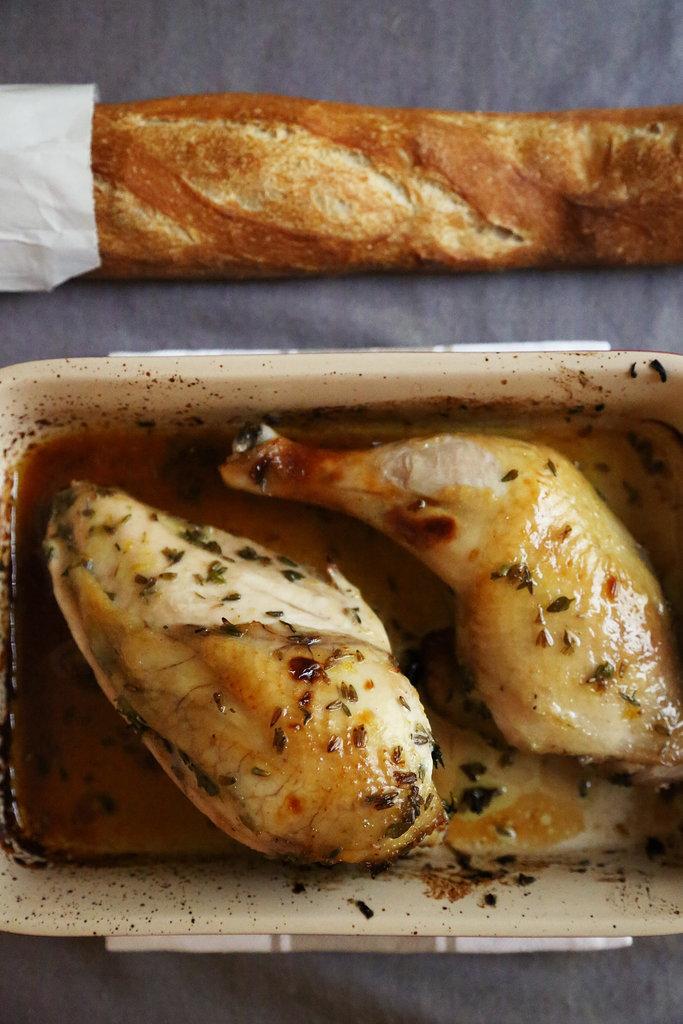 Lavender-Lemon Chicken