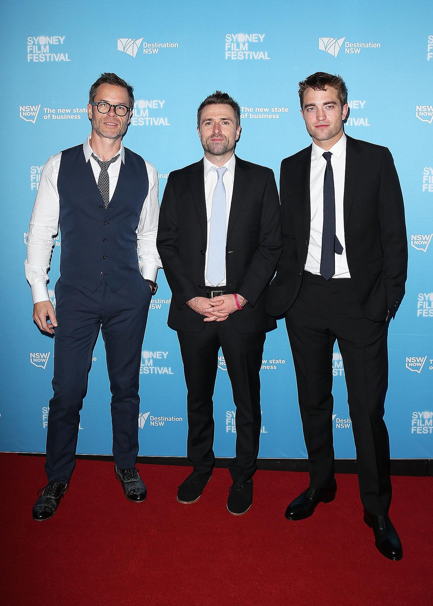 News Flash: Robert Pattinson Still Looks Dreamy From Every Angle
