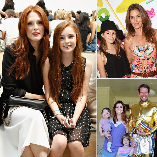 15 Celebrities Who'veGivenBirthatHome