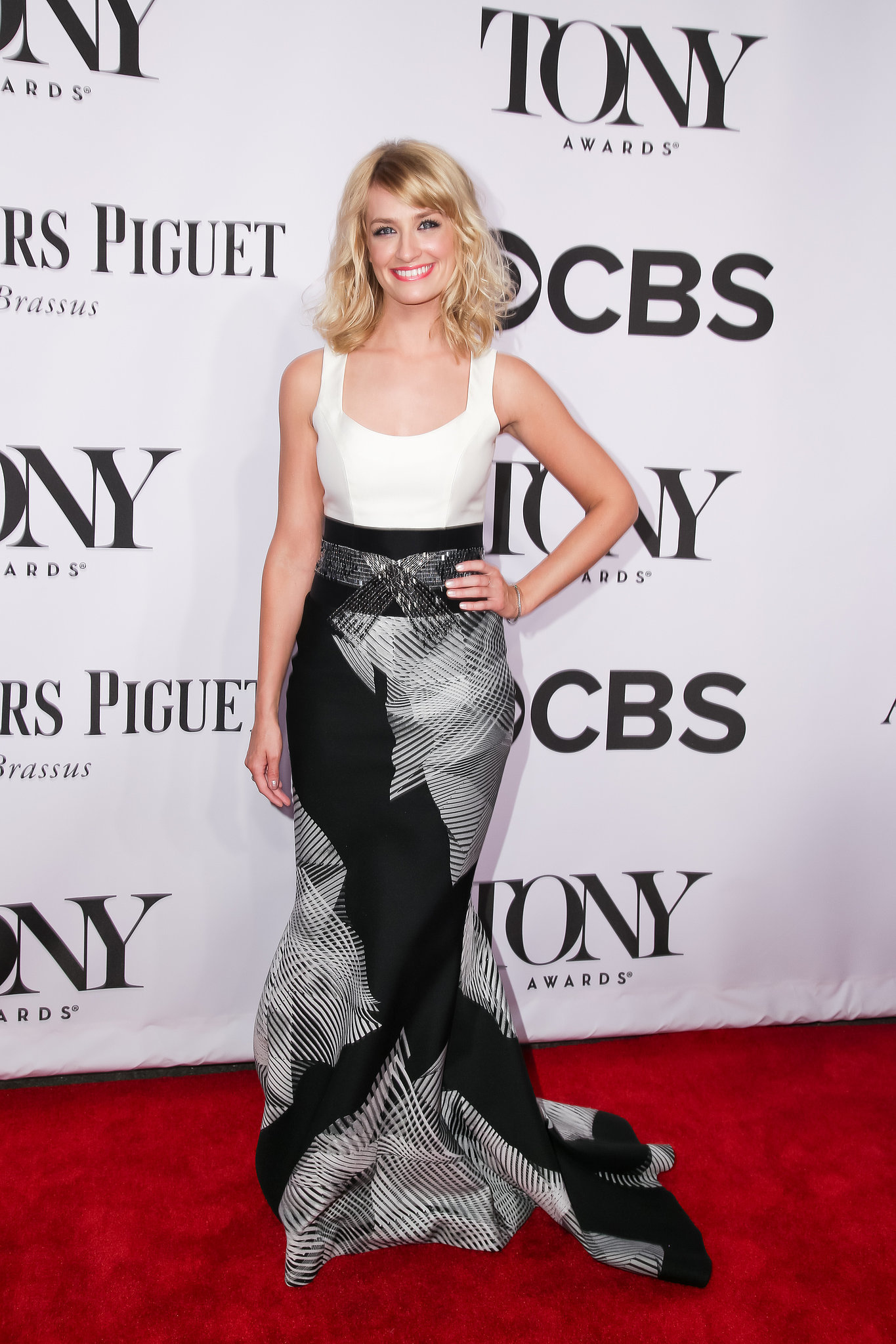 Beth Behrs | Kerry Washington Was in Good Company For Her
