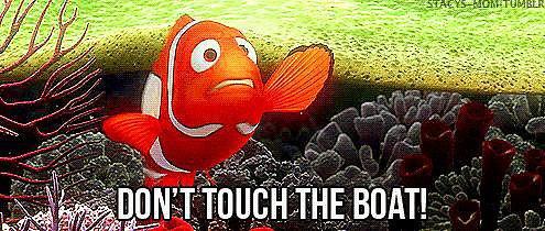Marlin, Finding Nemo