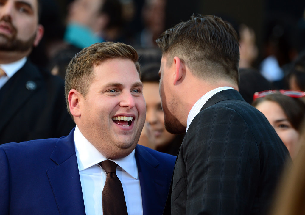 Channing Tatum and Jonah Hill Throw a Party on the Red Carpet
