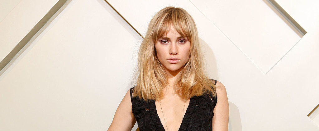 Suki Waterhouse Is Designing Sneakers For Superga
