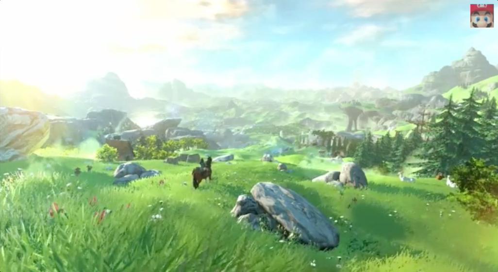 New Zelda!!