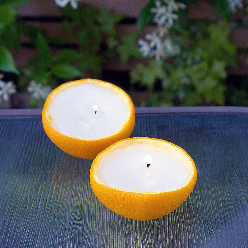 Scented Oranges
