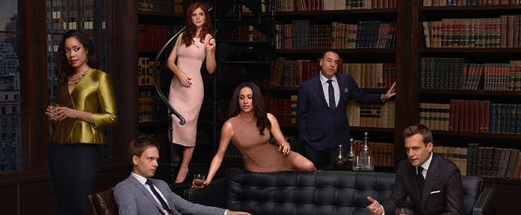 Where You've Seen the Cast of Suits Before